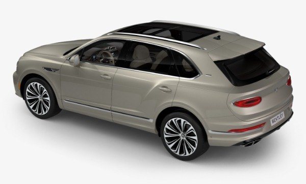 New 2021 Bentley Bentayga V8 First Editon for sale Call for price at Maserati of Westport in Westport CT 06880 4