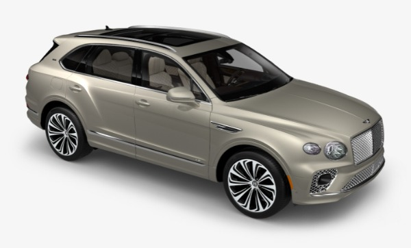 New 2021 Bentley Bentayga V8 First Editon for sale Call for price at Maserati of Westport in Westport CT 06880 5