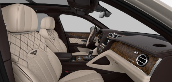 New 2021 Bentley Bentayga V8 First Editon for sale Call for price at Maserati of Westport in Westport CT 06880 7
