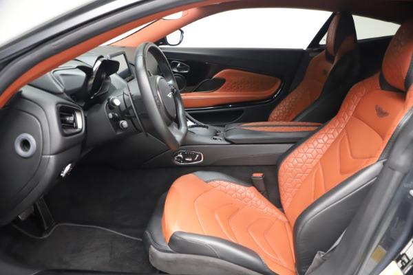 Used 2019 Aston Martin DBS Superleggera for sale $279,990 at Maserati of Westport in Westport CT 06880 14