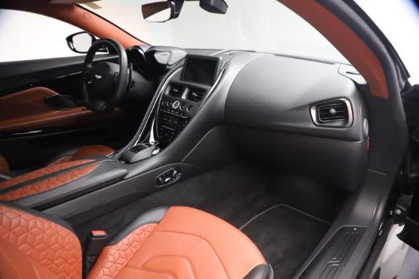 Used 2019 Aston Martin DBS Superleggera for sale $279,990 at Maserati of Westport in Westport CT 06880 19