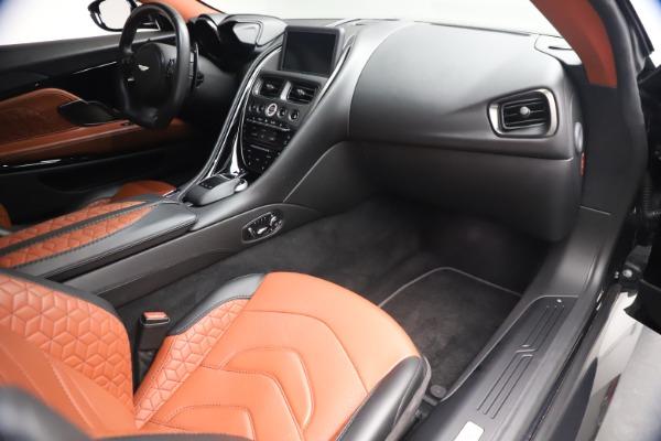 Used 2019 Aston Martin DBS Superleggera for sale $279,990 at Maserati of Westport in Westport CT 06880 20