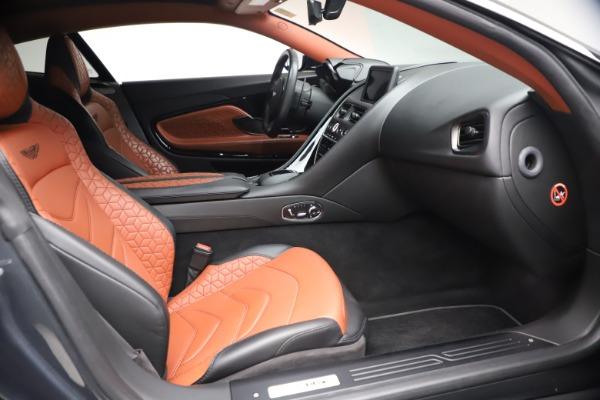 Used 2019 Aston Martin DBS Superleggera for sale $279,990 at Maserati of Westport in Westport CT 06880 21