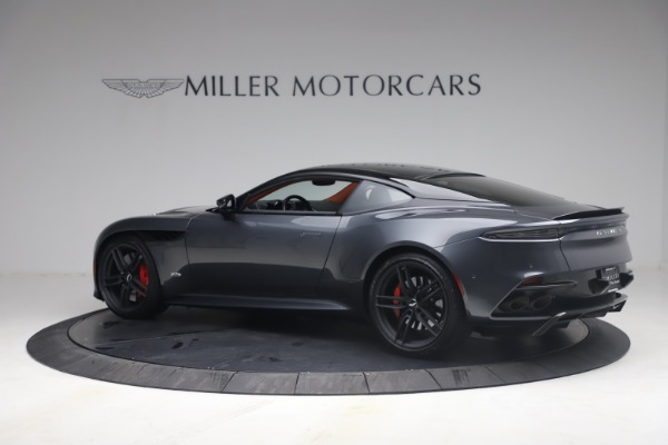 Used 2019 Aston Martin DBS Superleggera for sale $279,990 at Maserati of Westport in Westport CT 06880 3
