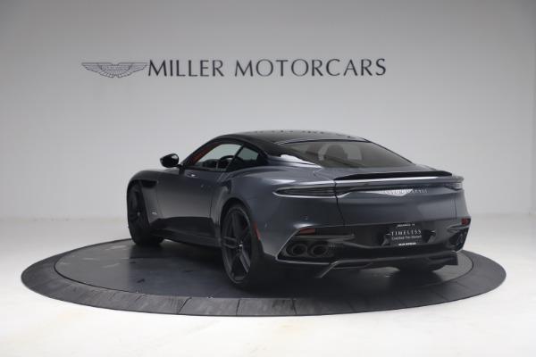Used 2019 Aston Martin DBS Superleggera for sale $279,990 at Maserati of Westport in Westport CT 06880 4