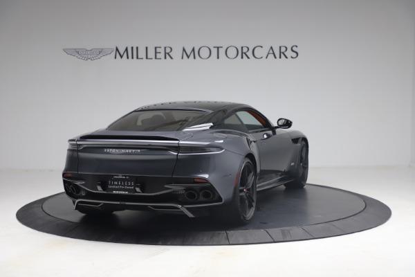 Used 2019 Aston Martin DBS Superleggera for sale $279,990 at Maserati of Westport in Westport CT 06880 6