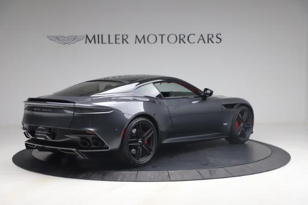 Used 2019 Aston Martin DBS Superleggera for sale $279,990 at Maserati of Westport in Westport CT 06880 7
