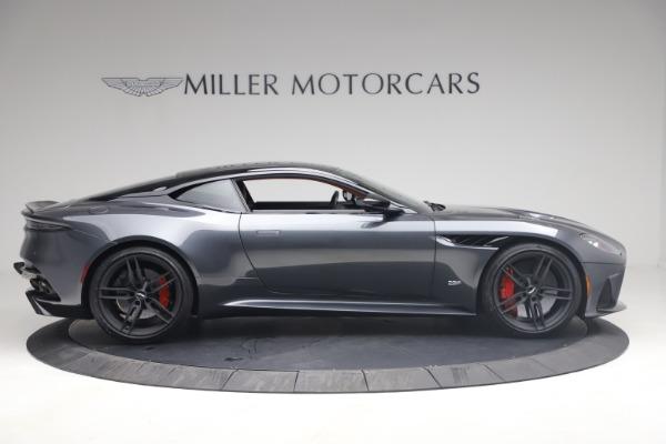 Used 2019 Aston Martin DBS Superleggera for sale $279,990 at Maserati of Westport in Westport CT 06880 8
