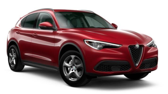 New 2021 Alfa Romeo Stelvio Sprint for sale $44,745 at Maserati of Westport in Westport CT 06880 1