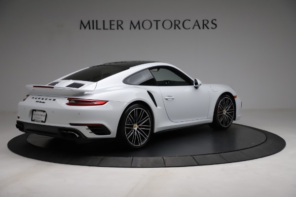 Used 2018 Porsche 911 Turbo for sale $159,990 at Maserati of Westport in Westport CT 06880 10