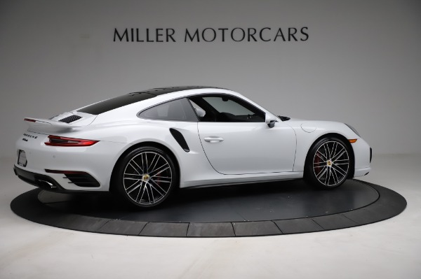 Used 2018 Porsche 911 Turbo for sale $159,990 at Maserati of Westport in Westport CT 06880 11
