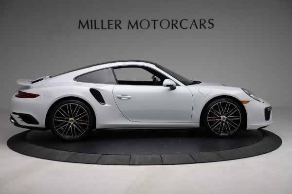 Used 2018 Porsche 911 Turbo for sale $159,990 at Maserati of Westport in Westport CT 06880 12