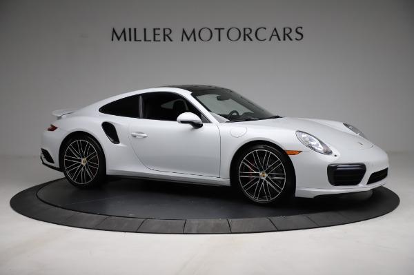 Used 2018 Porsche 911 Turbo for sale $159,990 at Maserati of Westport in Westport CT 06880 13