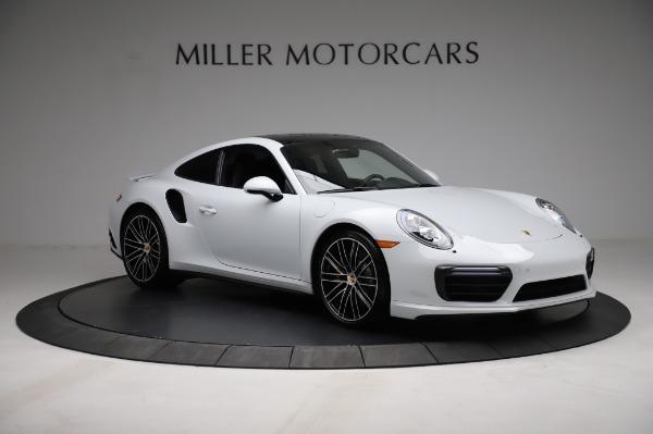 Used 2018 Porsche 911 Turbo for sale $159,990 at Maserati of Westport in Westport CT 06880 14