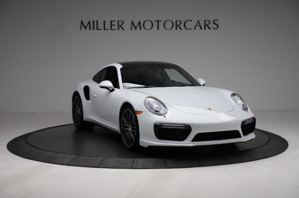 Used 2018 Porsche 911 Turbo for sale $159,990 at Maserati of Westport in Westport CT 06880 15
