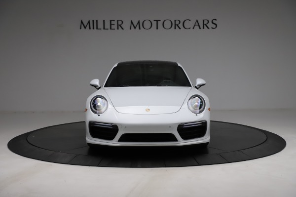 Used 2018 Porsche 911 Turbo for sale $159,990 at Maserati of Westport in Westport CT 06880 16