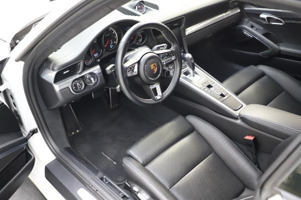 Used 2018 Porsche 911 Turbo for sale $159,990 at Maserati of Westport in Westport CT 06880 17