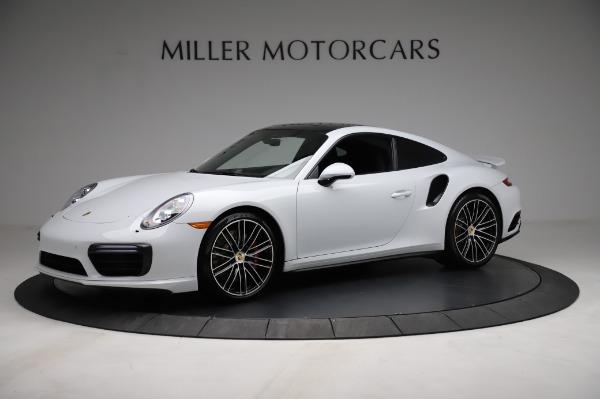 Used 2018 Porsche 911 Turbo for sale $159,990 at Maserati of Westport in Westport CT 06880 2