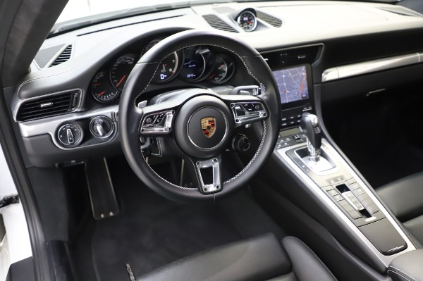 Used 2018 Porsche 911 Turbo for sale $159,990 at Maserati of Westport in Westport CT 06880 22