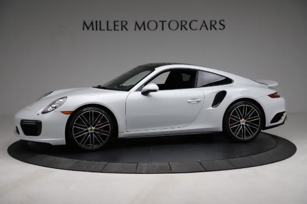 Used 2018 Porsche 911 Turbo for sale $159,990 at Maserati of Westport in Westport CT 06880 3