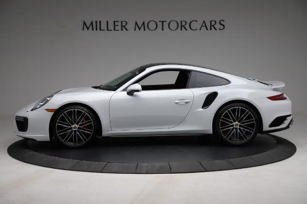 Used 2018 Porsche 911 Turbo for sale $159,990 at Maserati of Westport in Westport CT 06880 4