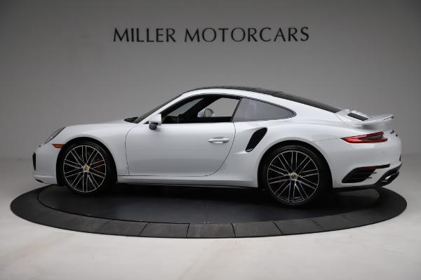 Used 2018 Porsche 911 Turbo for sale $159,990 at Maserati of Westport in Westport CT 06880 5