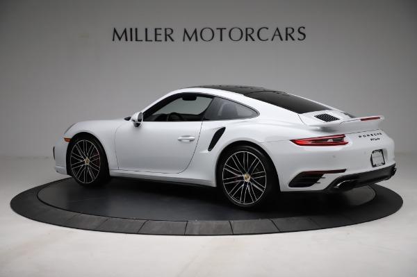 Used 2018 Porsche 911 Turbo for sale $159,990 at Maserati of Westport in Westport CT 06880 6