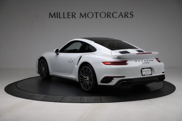 Used 2018 Porsche 911 Turbo for sale $159,990 at Maserati of Westport in Westport CT 06880 7