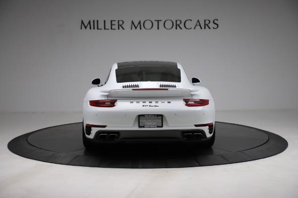 Used 2018 Porsche 911 Turbo for sale $159,990 at Maserati of Westport in Westport CT 06880 8