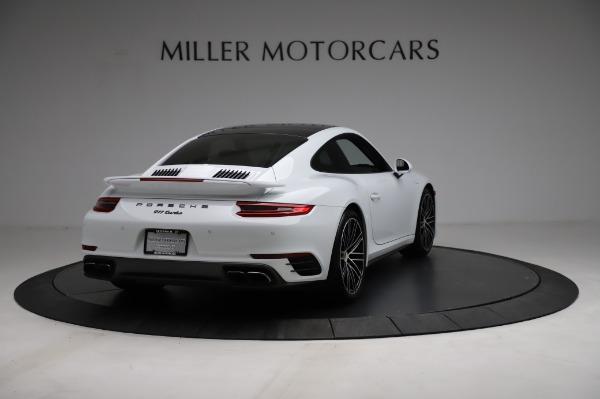 Used 2018 Porsche 911 Turbo for sale $159,990 at Maserati of Westport in Westport CT 06880 9