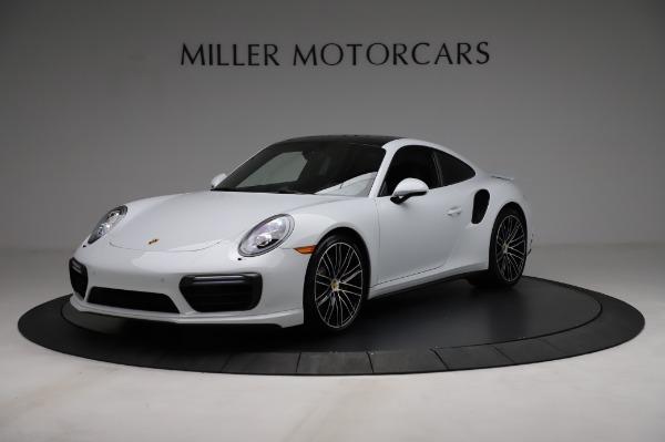 Used 2018 Porsche 911 Turbo for sale $159,990 at Maserati of Westport in Westport CT 06880 1