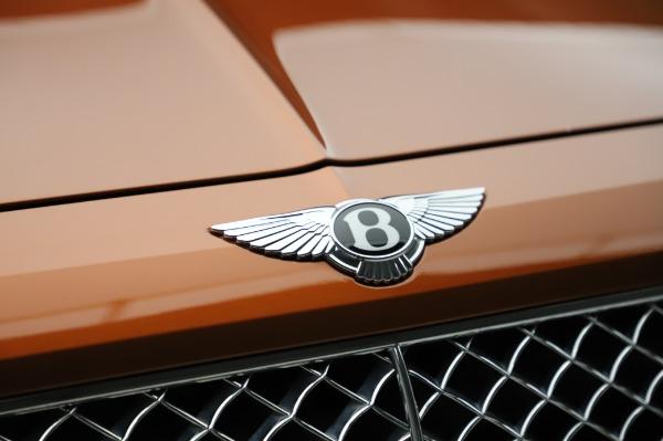 Used 2018 Bentley Bentayga Onyx Edition for sale $149,900 at Maserati of Westport in Westport CT 06880 14