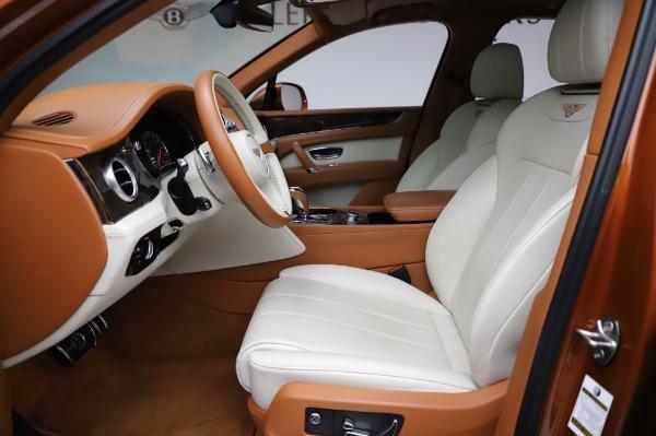 Used 2018 Bentley Bentayga Onyx Edition for sale $149,900 at Maserati of Westport in Westport CT 06880 18