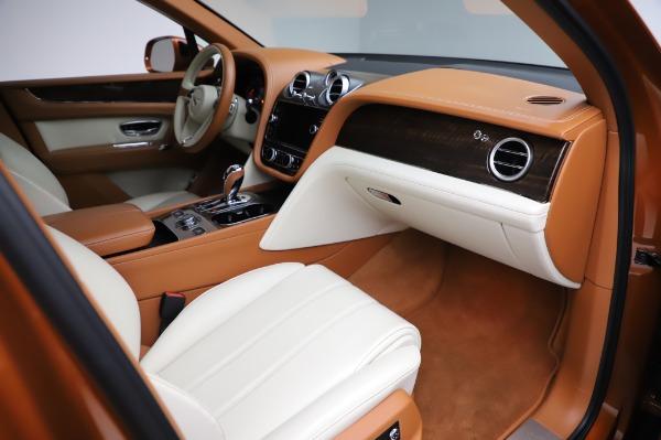 Used 2018 Bentley Bentayga Onyx Edition for sale $149,900 at Maserati of Westport in Westport CT 06880 25
