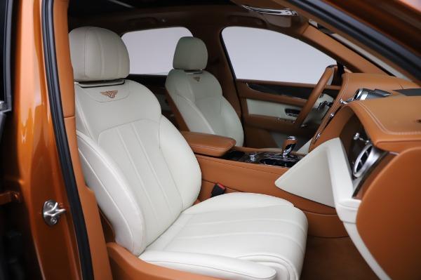 Used 2018 Bentley Bentayga Onyx Edition for sale $149,900 at Maserati of Westport in Westport CT 06880 27
