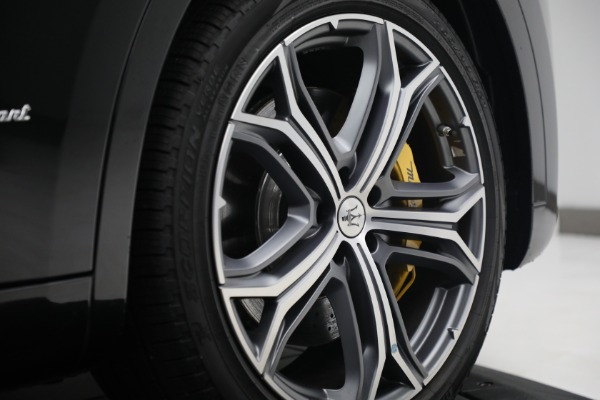 New 2021 Maserati Levante S Q4 GranSport for sale $107,699 at Maserati of Westport in Westport CT 06880 13