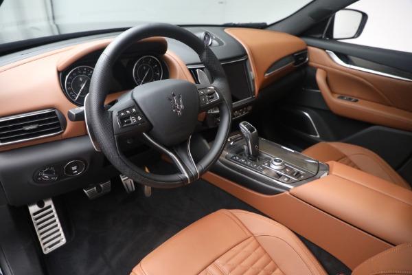 New 2021 Maserati Levante S Q4 GranSport for sale $107,699 at Maserati of Westport in Westport CT 06880 15