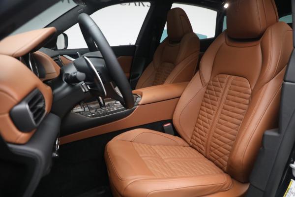 New 2021 Maserati Levante S Q4 GranSport for sale $107,699 at Maserati of Westport in Westport CT 06880 17