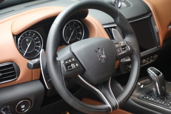 New 2021 Maserati Levante S Q4 GranSport for sale $107,699 at Maserati of Westport in Westport CT 06880 19