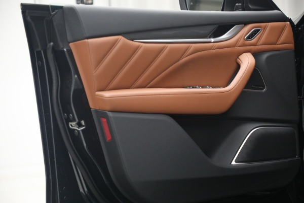 New 2021 Maserati Levante S Q4 GranSport for sale $107,699 at Maserati of Westport in Westport CT 06880 23