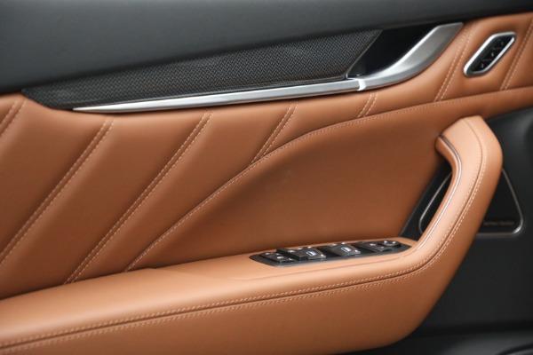 New 2021 Maserati Levante S Q4 GranSport for sale $107,699 at Maserati of Westport in Westport CT 06880 24
