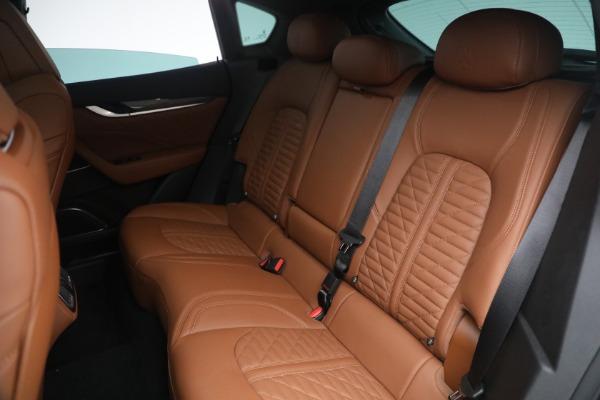 New 2021 Maserati Levante S Q4 GranSport for sale $107,699 at Maserati of Westport in Westport CT 06880 27