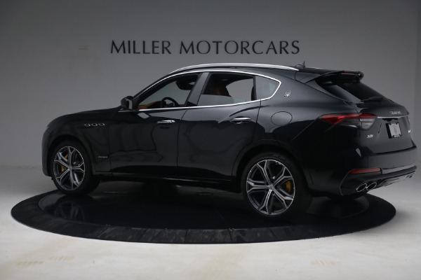 New 2021 Maserati Levante S Q4 GranSport for sale $107,699 at Maserati of Westport in Westport CT 06880 4