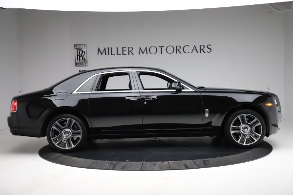 Used 2017 Rolls-Royce Ghost for sale Call for price at Maserati of Westport in Westport CT 06880 13
