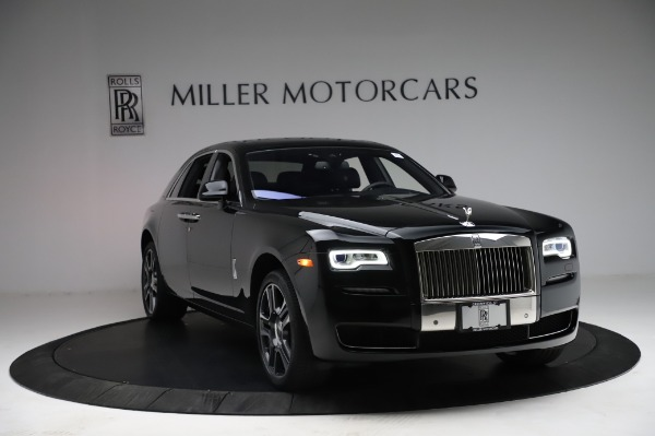 Used 2017 Rolls-Royce Ghost for sale Call for price at Maserati of Westport in Westport CT 06880 16