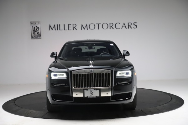 Used 2017 Rolls-Royce Ghost for sale Call for price at Maserati of Westport in Westport CT 06880 17