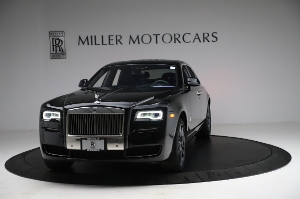 Used 2017 Rolls-Royce Ghost for sale Call for price at Maserati of Westport in Westport CT 06880 18