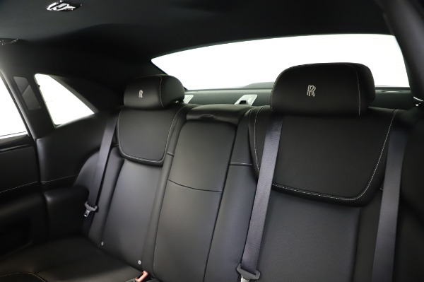 Used 2017 Rolls-Royce Ghost for sale Call for price at Maserati of Westport in Westport CT 06880 24