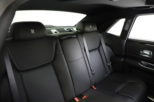 Used 2017 Rolls-Royce Ghost for sale Call for price at Maserati of Westport in Westport CT 06880 25