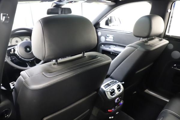 Used 2017 Rolls-Royce Ghost for sale Call for price at Maserati of Westport in Westport CT 06880 26